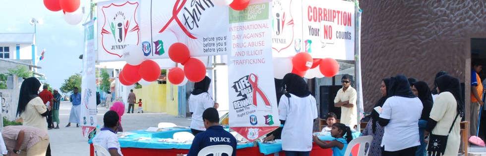 Drug Awareness Taken to the Streets