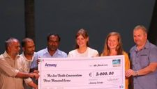 cheque amway atoll marine centre